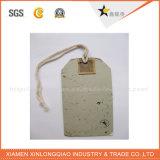 Jeans Van uitstekende kwaliteit van het Document van de Douane van China hangen de Goedkope Markering