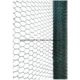 Rete metallica esagonale del PVC con l'alta qualità