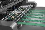 Máquina que lamina de papel del vuelo de Lfm-Z108L de la película inteligente de alta velocidad automática llena del cuchillo