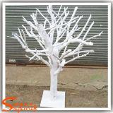店の装飾のガラス繊維の人工的な白い乾燥したツリーブランチ