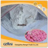 Les matières premières directes Anavar/Anavar de grande pureté d'approvisionnement d'usine marque sur tablette 53-39-4