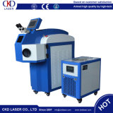 200W de Machine van het Lassen van de Laser van de Juwelen van YAG voor Verkoop
