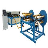 Máquina de climatización de conductos de aire para el tubo Marca y Moldeado de los tubos