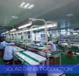 el mono panel solar 280W con la certificación del Ce, de CQC y del TUV para la estación solar