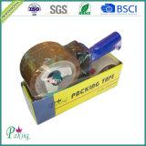 Forneça alta qualidade autoadesiva fita de embalagem BOPP com dispensador