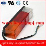 Indicatore luminoso 12V della coda del carrello elevatore a forcale LED di Heli con 3 colori