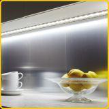 LED bajo la tira de la luz del gabinete con los certificados de UL Ce RoHS