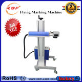 플라스틱 케이블 또는 섬유 Laser 비행 표하기 기계를 위한 Laser 표하기 기계
