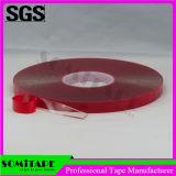 Handelsgüte-hitzebeständiges doppeltes mit Seiten versehenes starkes Schaumgummi-Band des Somi Band-Sh362