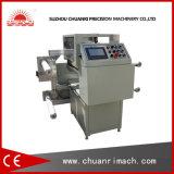 Máquina de estaca adesiva dobro automática da abertura da produção em massa