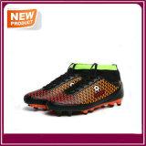 Футбол высокого качества фабрики обувает ботинки футбола