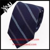 Laços de seda tecidos do cliente da etiqueta confidencial Mens Handmade
