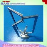 Piezas de metal de hoja que estampan el doblez formando piezas de metal