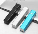 O mini banco portátil o mais novo da potência do telefone 3350mAh móvel para o iPhone
