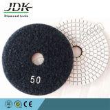 Пусковые площадки губки диаманта Jdk полируя для каменной отделки (C013)