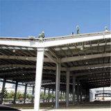 Vorfabrizierter heller Stahlkonstruktion-ökonomischer Autoparkplatz