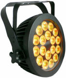Indicatore luminoso UV esterno di PARITÀ di 18X15W RGBWA 6in1 LED