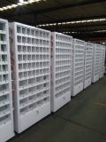 Упакованные тканья и торговый автомат тапочки комбинированный с 27 клетками