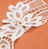 花嫁の服およびアクセサリの方法レースのためのハンドメイドの刺繍のビーズの刺繍