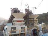 중국에서 400tph 현무암 플랜트