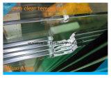 Дешевое ясное Tempered стекло двери