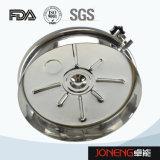 스테인리스 위생 둥근 유형 탱크 맨홀 뚜껑 (JN-ML1002)
