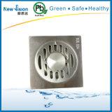 Drain d'étage de douche d'acier inoxydable pour le filtre d'eau dans des accessoires de salle de bains