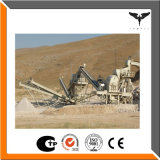 Steinzerquetschenzeile/Granit, der die Pflanze hergestellt in China zerquetscht