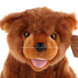Großhandelsplüsch trägt Brown-Simulations-Bären