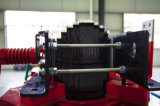 Tipo seco trifásico transformador, cor vermelha, 1000kVA, 11/0.4kv