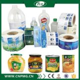 Privater gedruckter wasserdichter anhaftender Aufkleber-Kennsatz für das Wasser-Verpacken