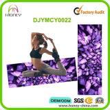 Gran comodidad y estera de lujo púrpura clásica cómoda de la yoga de Eco