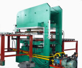 Prensa de vulcanización hidráulica de goma del marco con Ce e ISO9001