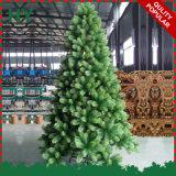 Albero di Natale naturale del PE di alta qualità