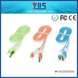 iPhone 5/6를 위한 다채로운 고속 이동 전화 데이터 USB 케이블 도매