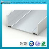 Profil en aluminium pour la porte de guichet du marché de l'Afrique du Sud d'avant de système