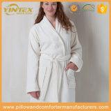 卸売の100%の恋人の浴衣を厚くする100%年の綿の浴衣のテリーの綿