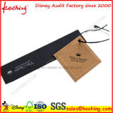 Kraftpapier Paper Cloth Garment Hang Tag mit Original Design