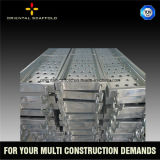 Unterschiedlicher Typ haltbares Stahlplanke-Baugerüst-gehender Vorstand