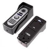 4 инструмента обеспеченностью дверного звонока телефона двери системы внутренней связи провода видео-