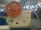 Hohe Kapazitäts-Kiefer-Zerkleinerungsmaschine für harten Stein (JC110)