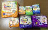 Pañal disponible de los niños del OEM para el niño de Factory