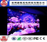 Bekanntmachender Bildschirmanzeige-Qualitäts-farbenreicher Innenbildschirm LED-P6