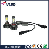 Actualización COB LED Faro kit 6000k 12V 9005 9006 faros LED