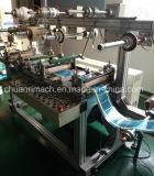 Pantalla táctil, LCD, papel adhesivo, trazador de líneas de desbloquear del rebobinado, máquina de múltiples capas del laminador