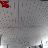Decoração interior do material de construção do metal de telhas do teto da tira