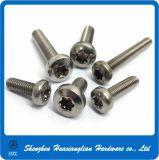 Types de fabrication de la Chine différents de vis de machine d'acier inoxydable