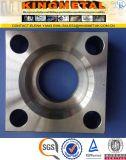 ASTM A105 Kohlenstoffstahl-Quadrat-Flansch