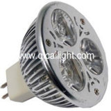 Proyector de GU10 3X1w LED