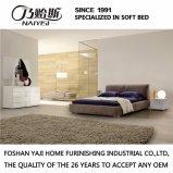居間の家具G7002Aのためのファブリックカバーが付いている現代デザイン柔らかいベッド